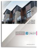 Brochure Portes Fenêtres FILOSIA