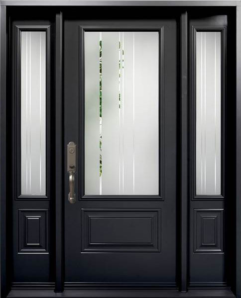 Porte Acier Verre Select Cyndi